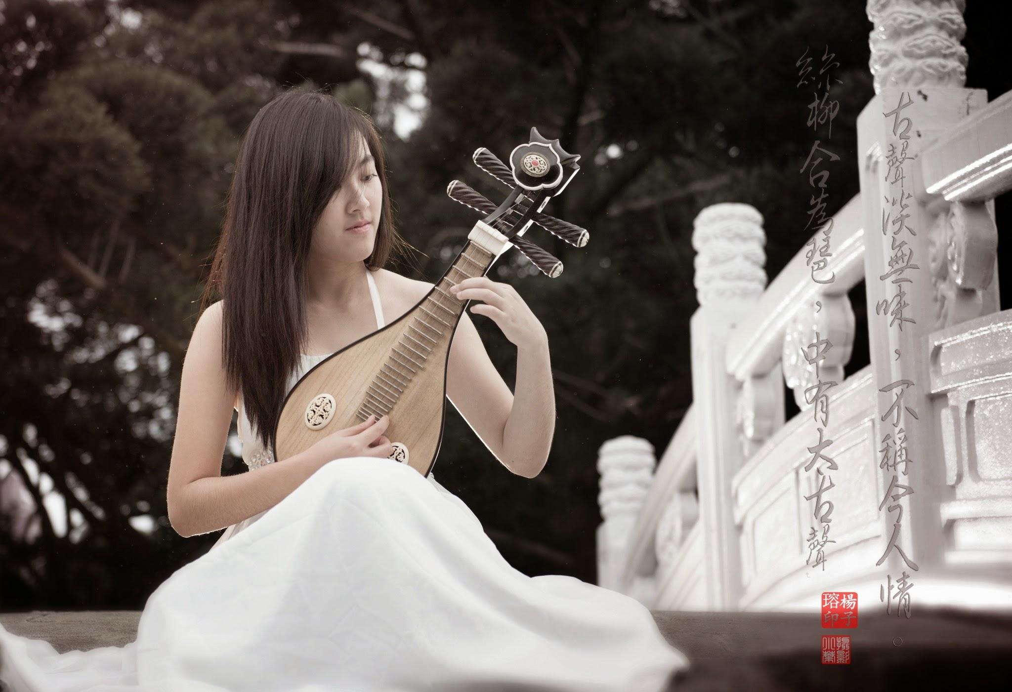 柳琴教學,學柳琴