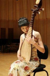 松山琵琶教學
